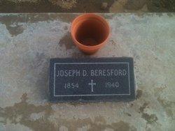 Joseph Daniel Beresford