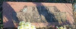 Mary Jayne <I>Clark</I> Reed