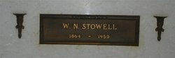 "William Newell ""Willie"" Stowell"