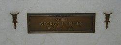 George L. Niles