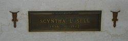 Scyntha L. Sell