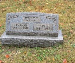 "John C. ""Dugan"" West"