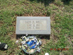 Laud Henry Mell