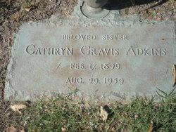 Cathryn <I>Gravis</I> Adkins