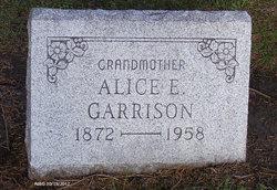Alice Eliza <I>Rood</I> Garrison