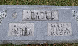 Medora <I>Bartlett</I> League