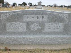 Mary Lee <I>Ventress</I> Earp