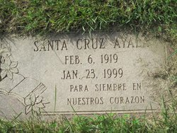 Santa <I>Cruz</I> Ayala