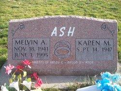 Melvin A Ash