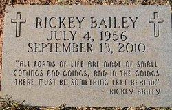 Rickey Bailey