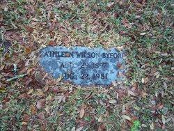 Kathleen <I>Wilson</I> Byford