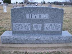 Maude <I>Earp</I> Hyre