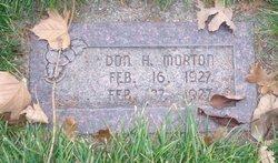 Don H. Morton