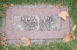 Lydia Wade