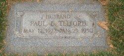 Paul Eugene Telford