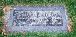 William Patrick Jordan