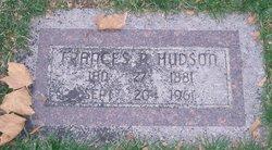 Francis Panting Hudson