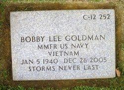Bobby Lee Goldman