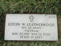 Elton Wayne Leatherwood