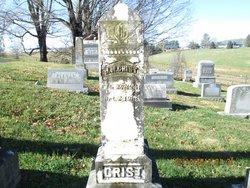 Pvt Joseph W. Crist