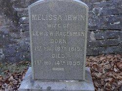 Melissa <I>Irwin</I> Hagerman