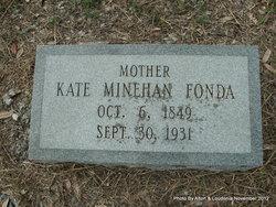 Kate <I>Minehan</I> Fonda