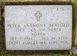 Peter Anthony Bertozzi