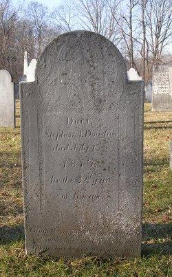Dr Stephen Arnold Douglas