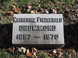 Catherine <I>Fitzgerald</I> Drummond