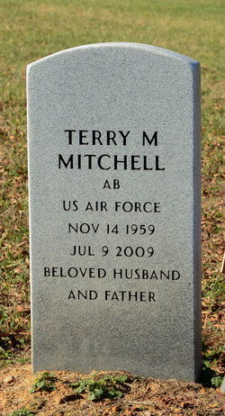 """Terry """"Mike"""" Mitchell"""