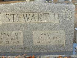 Mary Elizabeth <I>McNutt</I> Stewart
