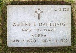 Albert Edmund Dahlhaus