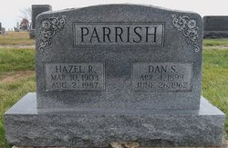 Hazel R Parrish