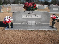 Eric B Strickland