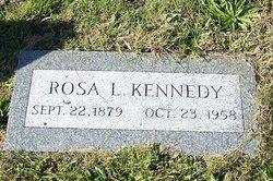 Rosa Lewis <I>Epler</I> Kennedy