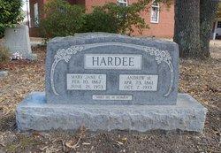 Andrew Morgan Hardee