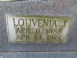 Louvenia Jones Bell