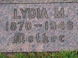 Lydia Tabitha Magdalena <I>Young</I> Buchholz