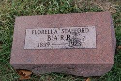 Florella <I>Stafford</I> Barr