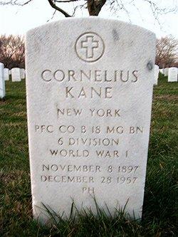 Cornelius Kane