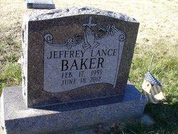 Jeffrey Lance Baker