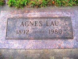 Agnes <I>Crohn</I> Testerman~Lau