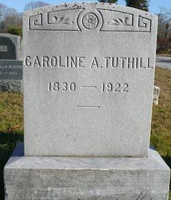 Caroline A. <I>Munsell</I> Tuthill