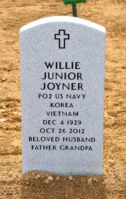 Willie Junior Joyner
