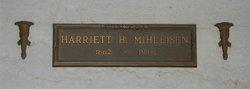 Harriett H Mihleisen