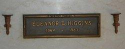Eleanor D. Higgins