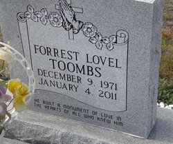 Forrest Lovell Toombs
