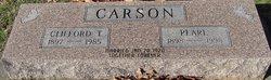 Pearl H <I>Holder</I> Carson