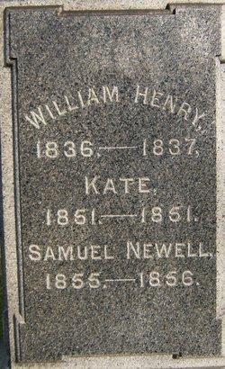 William Henry Benson