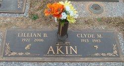 Clyde Mason Akin